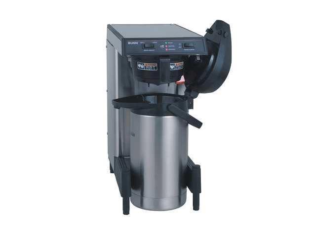 Bunn Coffee Maker Guarantee : Bunn Airpot Coffee Brewer with Adjustable Legs, Low Profile, WAVE15S-APS - Newegg.com