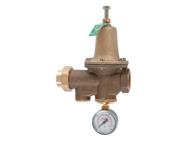 watts 3 4 lf25aub gg z3 water pressure reducing valve 50 psi. Black Bedroom Furniture Sets. Home Design Ideas