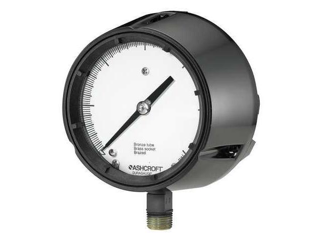 Ashcroft Compound Gauges : Ashcroft compound gauge quot npt hg vac to psi