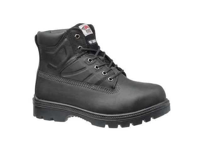 size 16 work boots s black steel toe m avenger