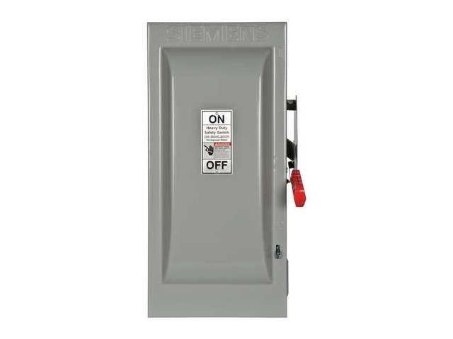 Safety Switch, Siemens, HF223N