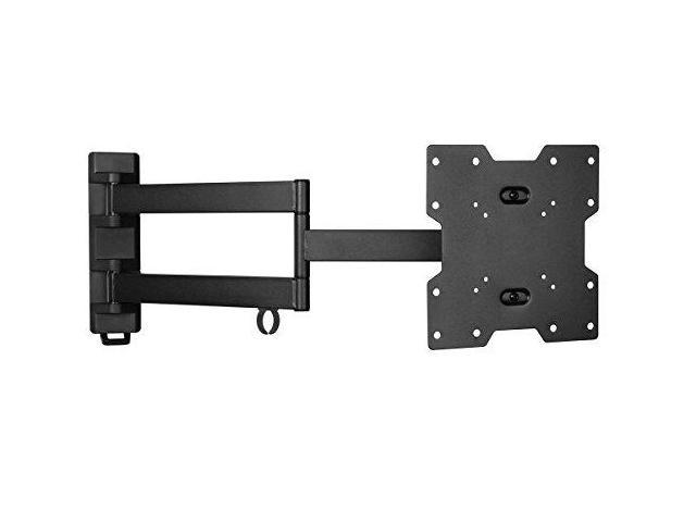 monoprice 110476 ul certified full motion tv wall mount