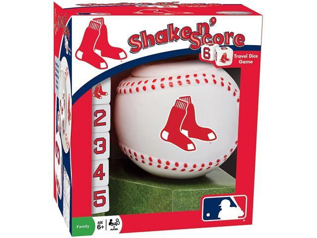 Boston Red Sox Shake n Score Dice Game by Masterpieces Puzzle Co.