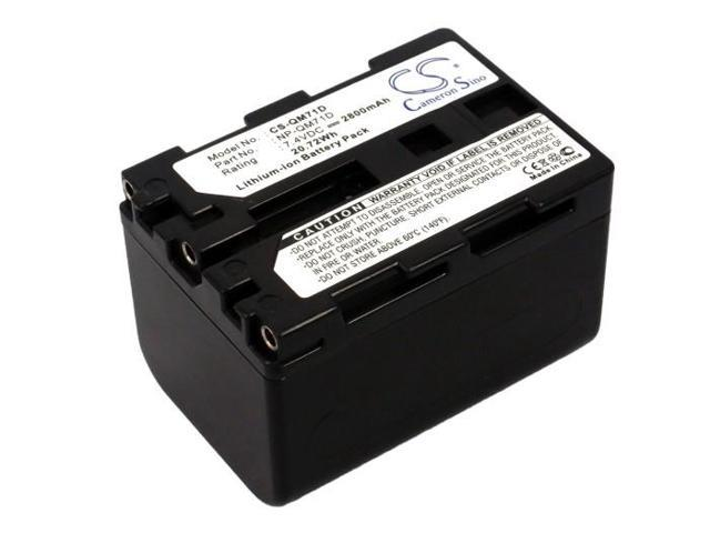 vintrons Replacement Battery For SONY DCR-TRV80E, DCR-TRV828E