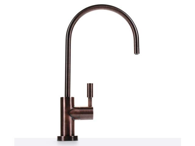 Hydronix LF-EC25-AW Modern Ceramic RO Reverse Osmosis or Filtered Water Faucet, Lead Free, Antique Wine