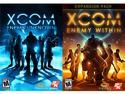 XCOM: Enemy Unknown + XCOM: Enemy Within Bundle Pack [Online Game Codes]