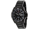 Swiss Precimax PX12093 Propel Automatic Men's Black Dial Stainless Steel Watch