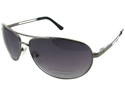 Kenneth Cole Reaction KC1069 O753 Aviator Sunglasses - Gunmetal