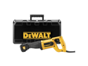 DeWALT Heavy-Duty Reciprocating Saw Kit w/ 4 Position Blade Clamp