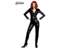 Womens Deluxe Avengers Black Widow Costume
