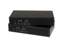 StarTech.com Gigabit Ethernet over Coaxial Unmanaged Network Extender Kit - 2.4km