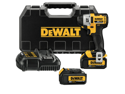 DCF895M2 20V MAX XR Cordless Lithium-Ion 1/4 in. Brushless 3-Speed Impact Driver Kit