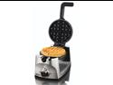 VillaWare NDVLWFBFS1 Stainless Steel Belgian Flip Waffle Maker