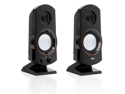 QFX CS-60 2.0 Speaker System USB Powered for computer and MP3