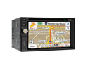 "Jensen VX7020 Car Navigation DVD CD Receiver with 6.2"" Touchscreen"