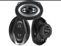 "New Pair Boss Nx694 800W 6X9"" 4 Way Car Audio Speakers 800 Watt"