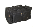 Rockland All Access 28-inch Large Lightweight Cargo Duffel Bag - Black