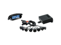 CRIMESTOPPER CA-5020 Front & Rear Parking-Assist System with Dash-Mounted LCD Display