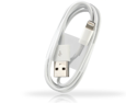 4 pieces white 8 Pin Sync Data Cable USB Charger for iPhone 5 5S 5C iPod Touch 5 ipod