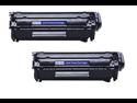 2PK Canon 104 FX9 FX10 C104 Toner Cartridge for ImageClass D420 D480 MF4150 4270