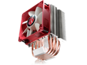 RAIJINTEK AIDOS, 4 6mm Heat-Pipe, 92mm PWM Fan, Compact Size CPU Cooler, Multiple Mounting Kits For Intel & AMD