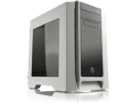 RAIJINTEK AENEAS Window-White, Removable M/B Frame Tool-Free for ODD & HDD, Dust-Control Filter, 14025*2 & 12025*2 Fans Preinstalled, 0.8mm SGCC, Support 310mm VGA Card & 180mm CPU Cooler, Max. 9 Fan