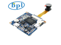 The BPI-D1 is the smallest open-source development board around, with a built-in HD mini camera.