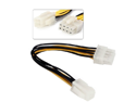 CPU power supply adapter line 4P to 8P 4Pin to 8Pin power line P4 to P8 power adapter cable