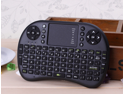 Mini Slim 2.4GHz Wireless Keyboard + Touchpad Mouse Combo for HDPC PC Android TV  UKB-500 Mini 2.4GHz Wireless Touchpad Keyboard with Mouse for PC,PAD, XBox 360, PS3, Google Android TV Box, HTPC, IPTV