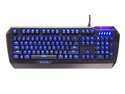 Tesoro TS-G3NL(B) Colada Evil G3NL Blue Cherry MX Switch USB Hub, Blue LED Backlit Illuminated Aluminum Gaming Mechanical Keyboard