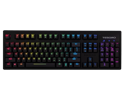 Tesoro TS-G7SFL Excalibur Spectrum Switch Single Key Full Color RGB Backlit Illuminated Mechanical Gaming Keyboard - Brown