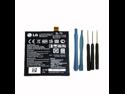 Genuine Original OEM Google Nexus 5 LG D820 D821 2300mAh Battery BL-T9 3.8V 8.74Wh – with Installation Tools