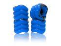 Shark Wheel Square Skateboard/Longboard Wheels (Blue 60mm)