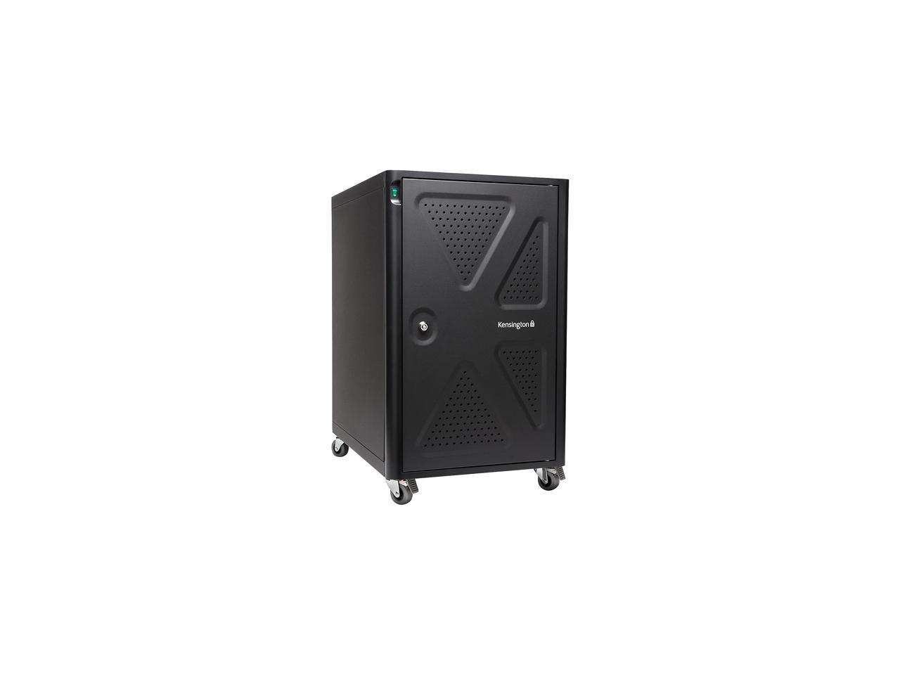 "Kensington AC12 Security Charging Cabinet - 16.5"" Width x ..."