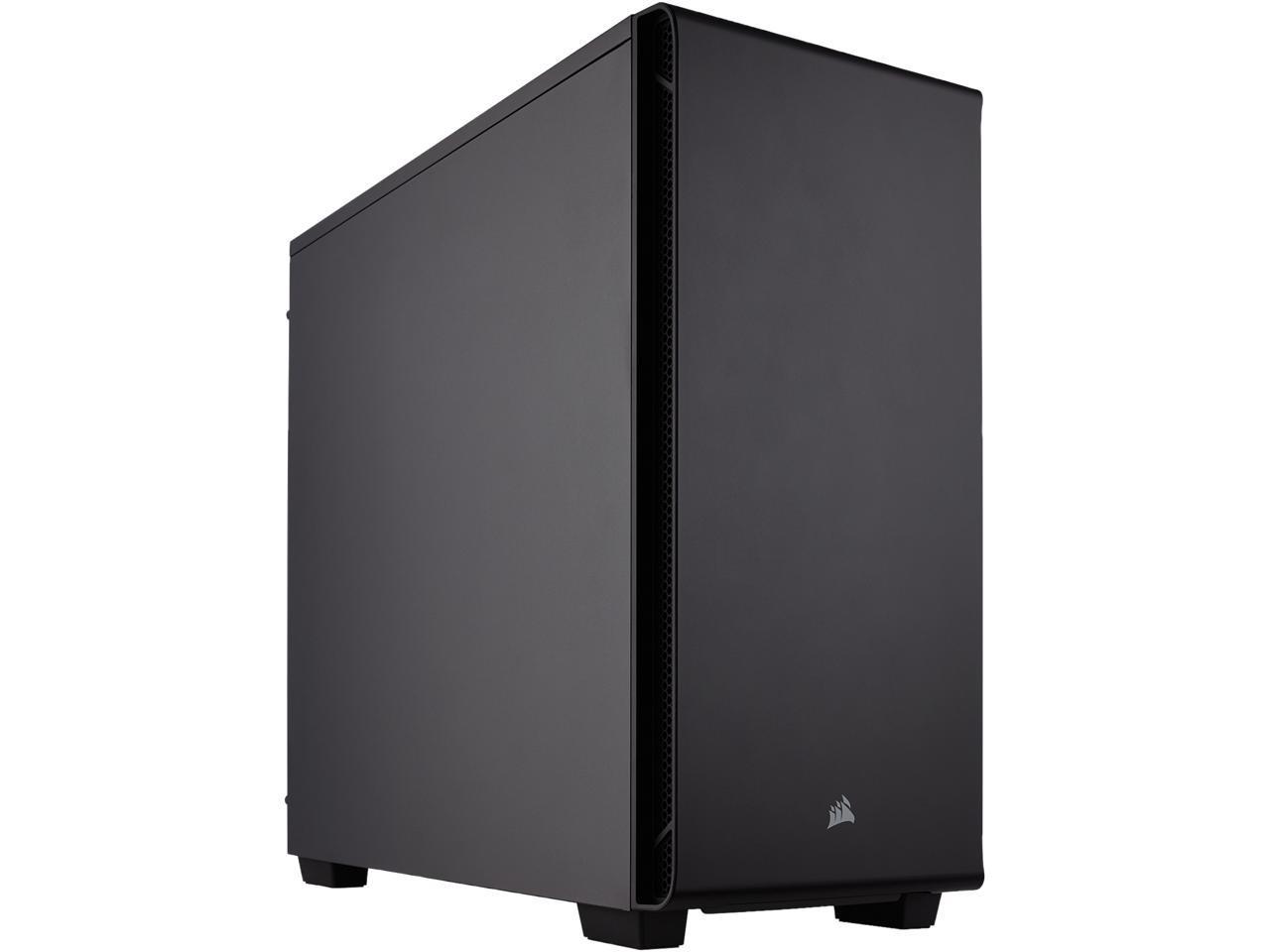 Corsair Carbide Series 270R Black Steel ATX Mid Tower Computer Case
