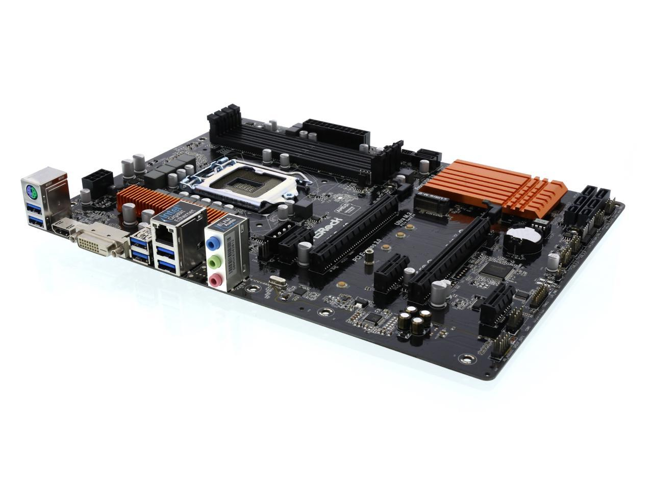 ASRock Z170 Pro4S LGA 1151 Intel Z170