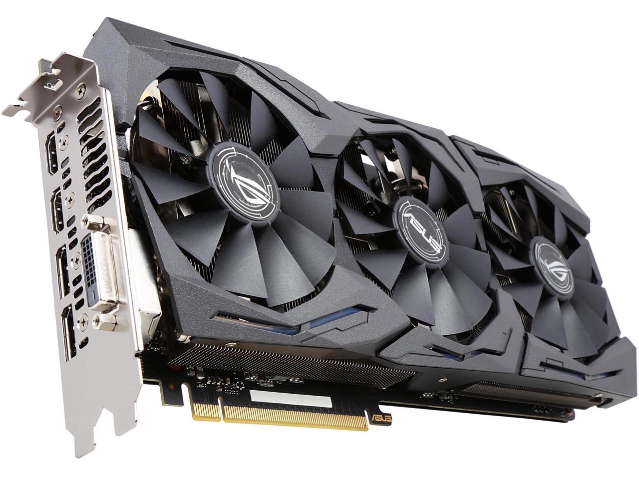 Asus Rog Geforce Gtx 1080 Strix Gtx1080 A8g Gaming Video Card Already In The Fan Base Pdf Mod Note How To Include Pictures