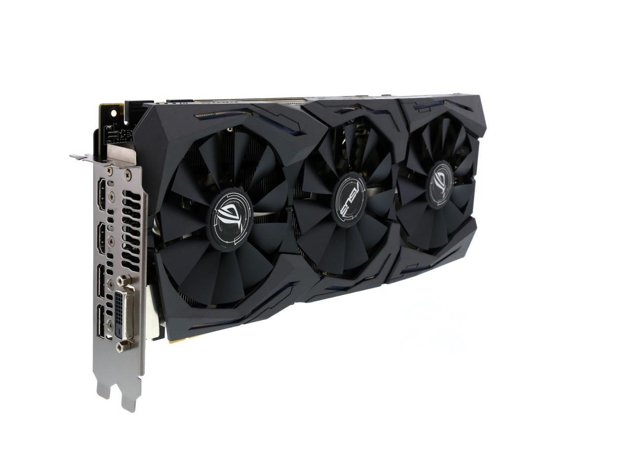 ASUS ROG GeForce GTX 1080 STRIX