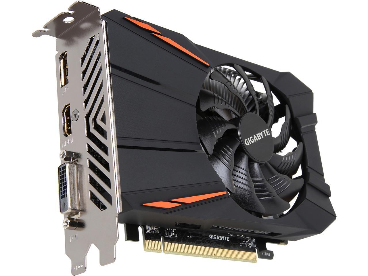 Details about GIGABYTE Radeon RX 560 14CU DirectX 12 GV-RX560OC-4GD REV2 0  4GB 128-Bit GDDR5 A