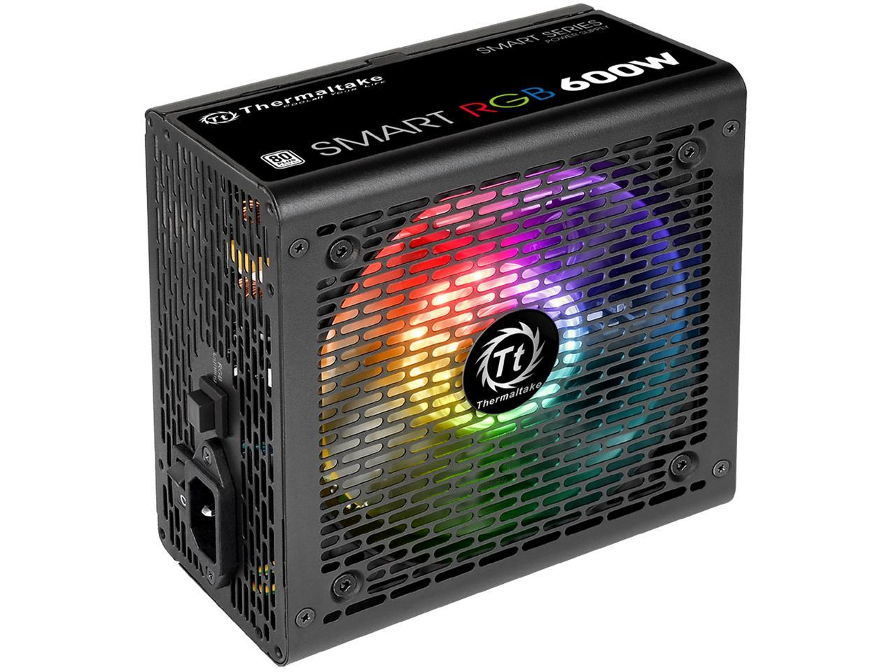Thermaltake Smart BX1 RGB 80 Bronze 750W SLI//Crossfire Haswell Ready...