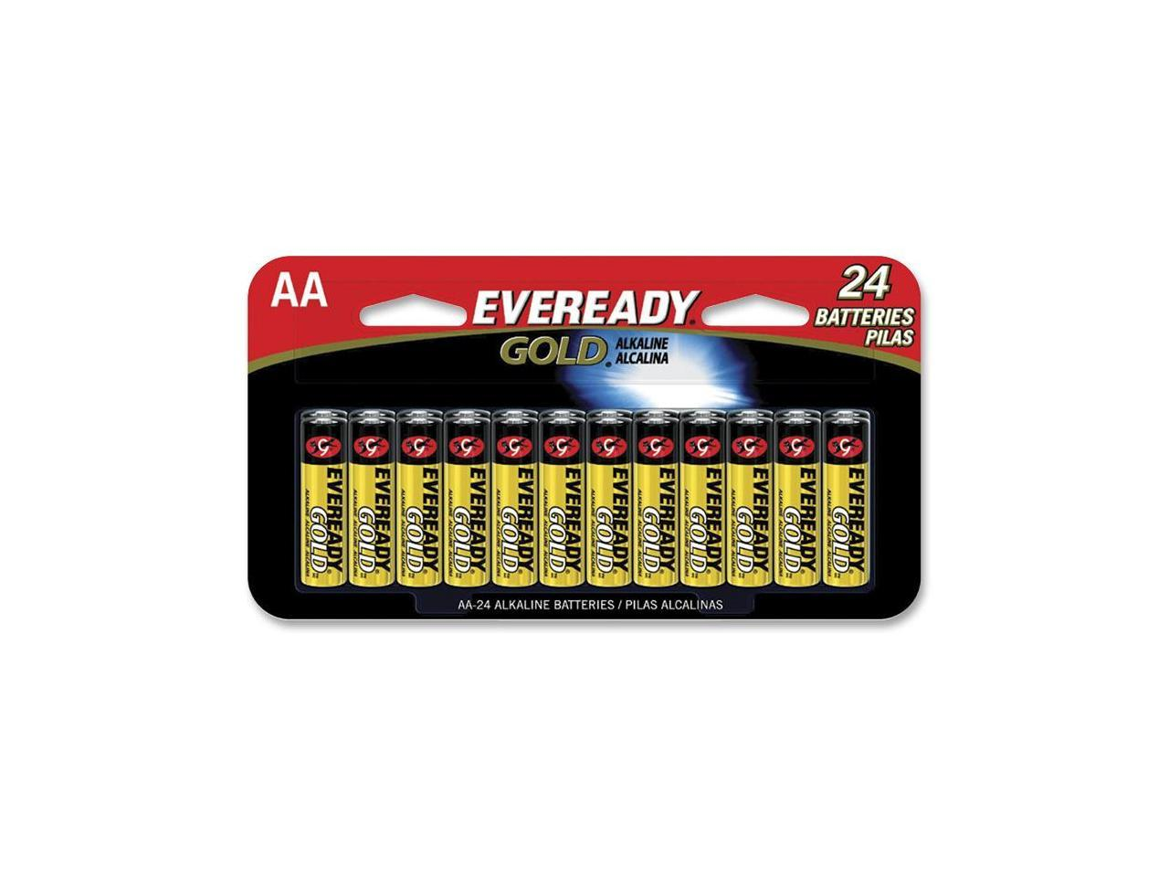 Eveready A91BP24HT Alkaline 1 Pack of 24
