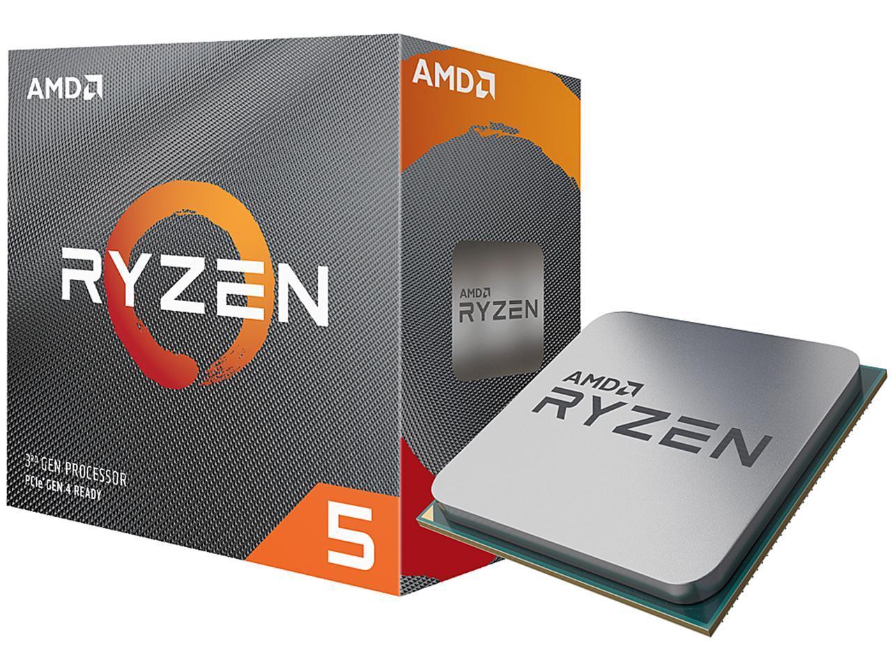 Amd Ryzen 5 3600 6 Core 3 6 Ghz 4 2 Ghz Max Boost Socket Am4 65w 100 100000031 730143309936 Ebay
