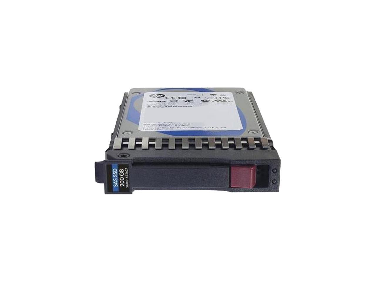 """HP 600GB 10K 2.5/"""" 6G SAS HARD DRIV EG0600FBDSR EG0600FBDU 581311-001 581286-B21"""