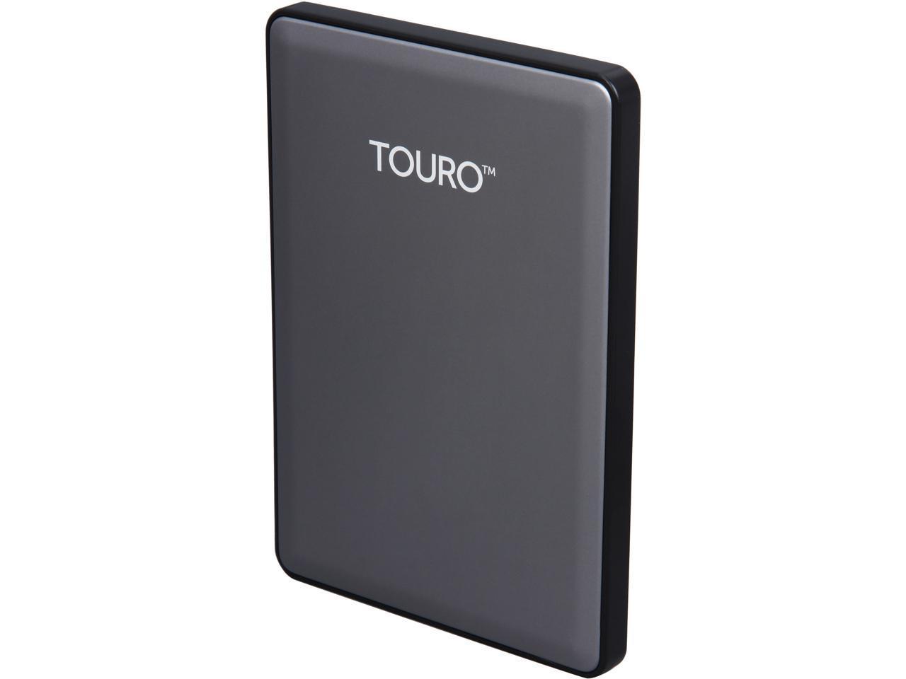 HGST Touro S 0S03694 1TB USB 3.0 Portable Hard Drive