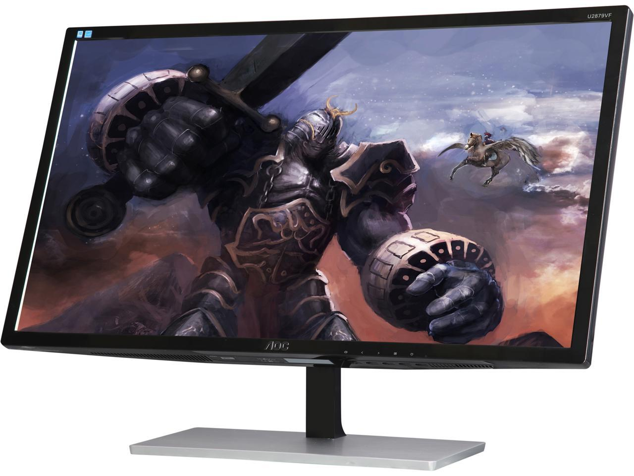 "AOC U2879VF 28"" 4K UHD LED Gaming Monitor"