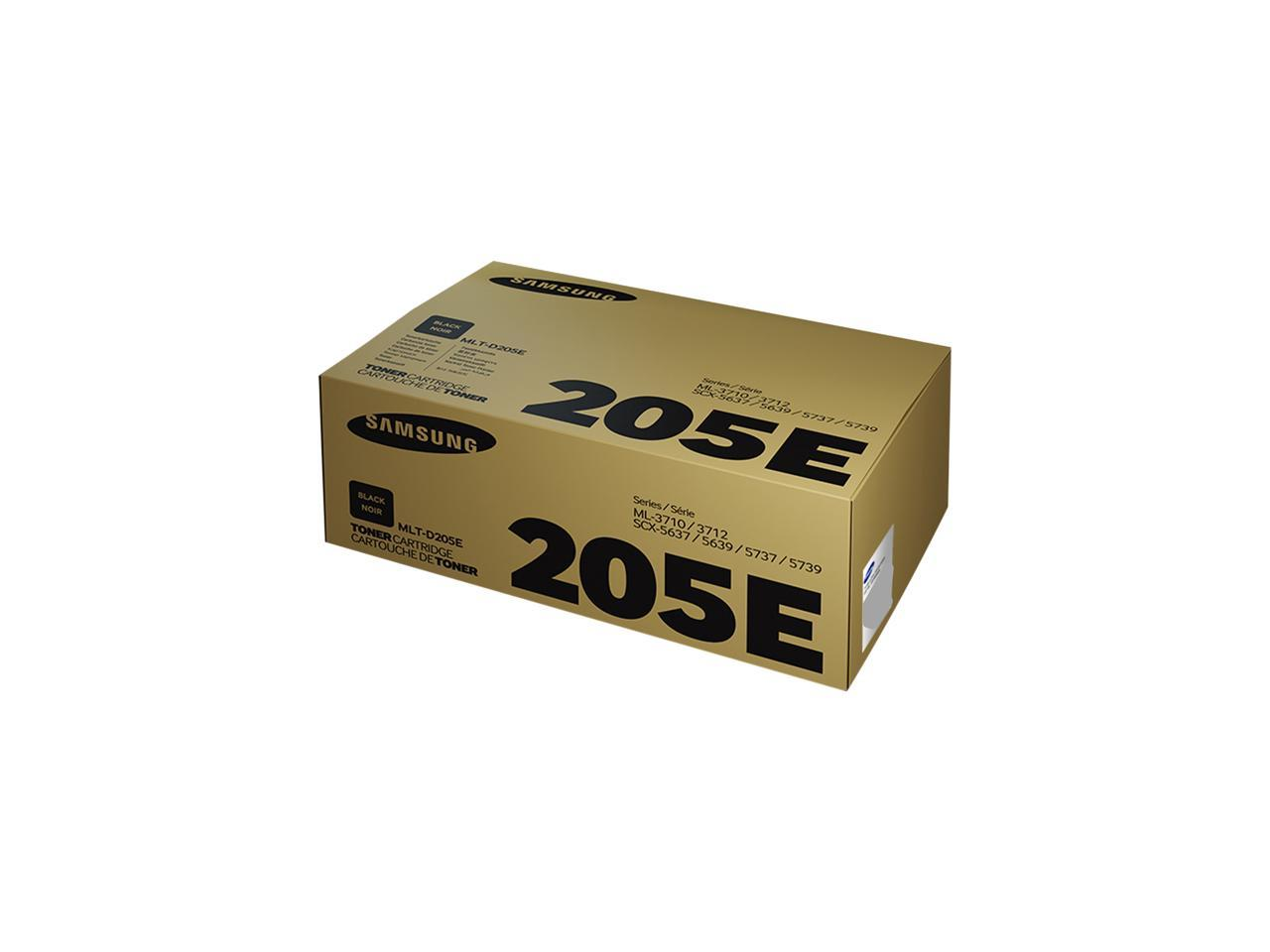 Genuine Samsung Extra High Yield Toner Cartridge MLT-D205E 205E OEM