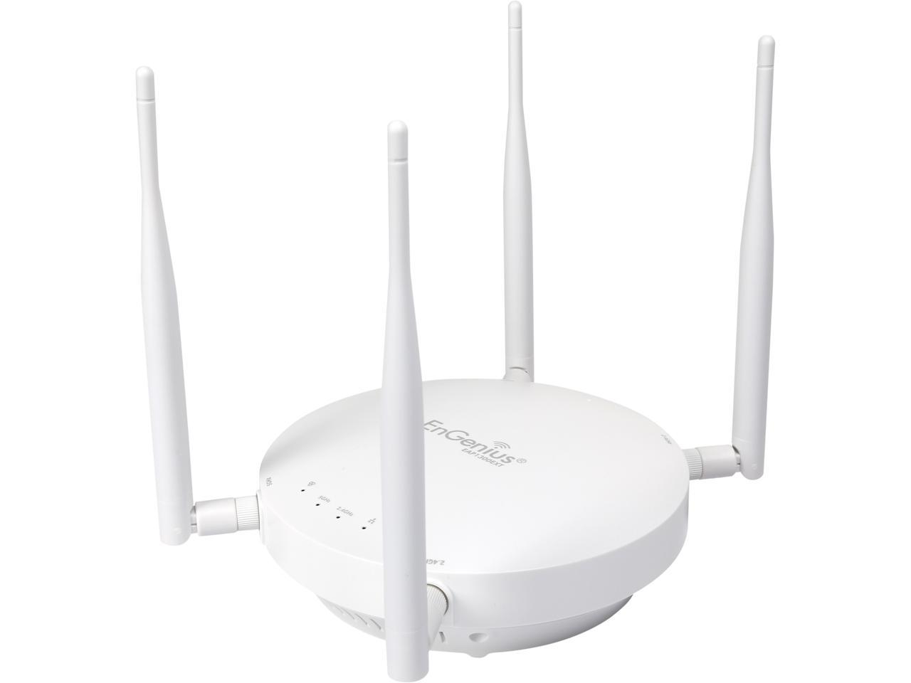 ENGENIUS ENH710EXT 802.11 DUAL RADIO 300MBPS POE WIRELESS OUTDOOR ACCESS POINT