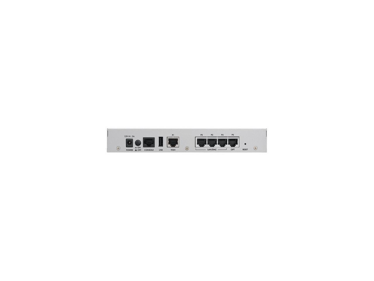 Details about ZyXEL USG40-NB Security Firewall (Hardware only)
