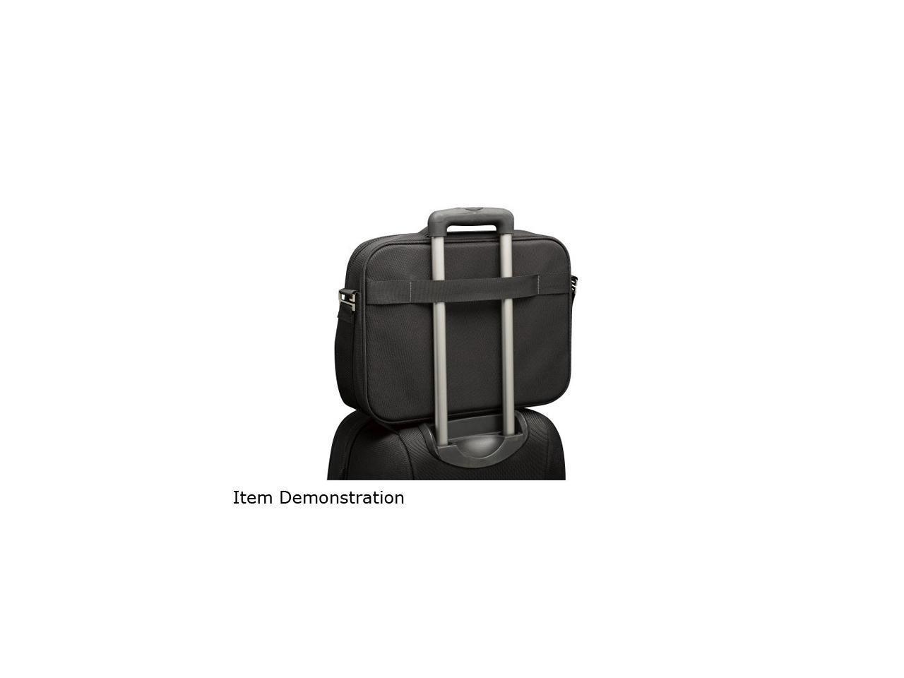 "for 18/"" Notebook Black Briefcase Case Logic PNC-218Black Carrying Case"