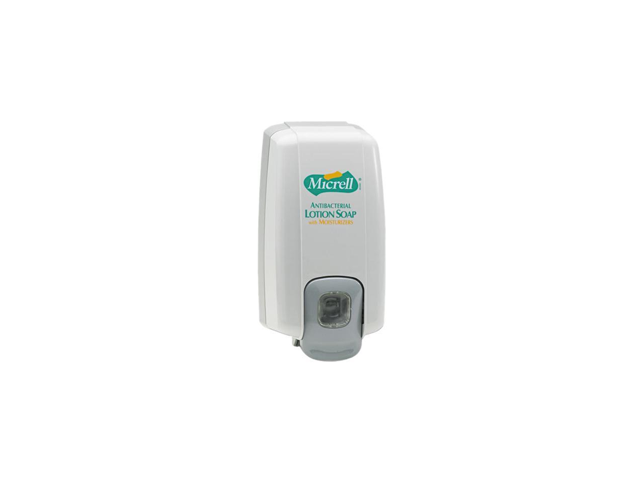 Antibacterial soap dispenser 72000 lumen flashlight